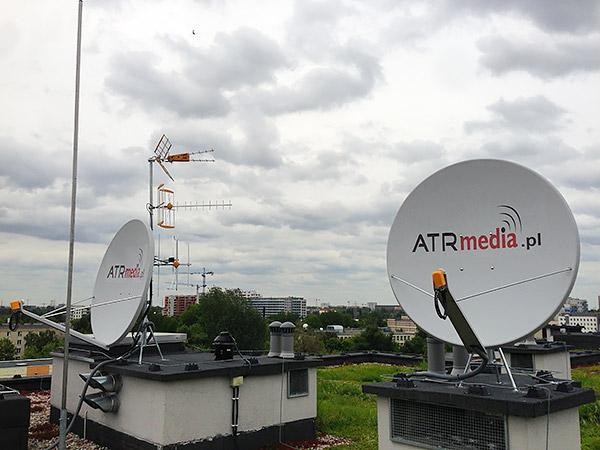 Ogromnie Montaż telewizji satelitarnej, instalacje zbiorcze - Warszawa, okolice MT24